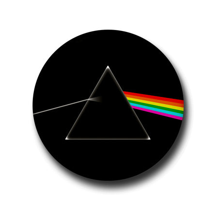 Pink Floyd Button Badge