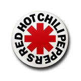 Red Hot Chili Peppers Button Badge