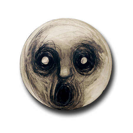 Steven Wilson Button Badge