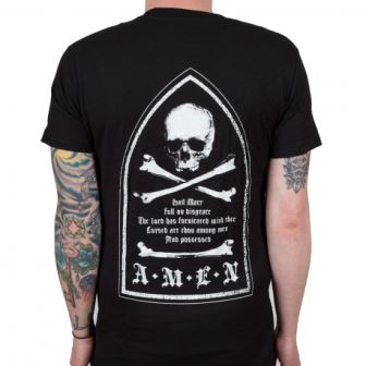 BEHEMOTH BAND  AMEN TSHIRT INDIA