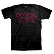 CANNIBAL CORPSE BAND LOGO TSHIRT INDIA
