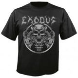 EXODUS OFFICIAL BAND TSHIRT  INDIA