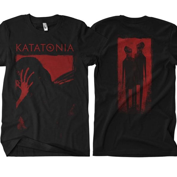 Katatonia - The Great Cold Distance (10th Anniversary) Band  T-Shirt