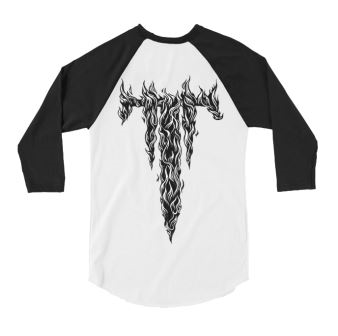 Trivium - Baseball Band T-shirt India