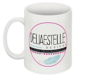 Deliaestelle Designs Coffee Mug 11 oz.