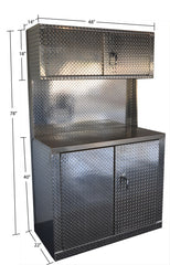 Base and Overhead Cabinet Combos