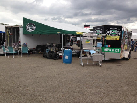 Pit Products sponsored F2000 race team at Mid-Ohio