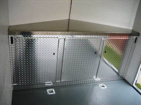 v nose enclosed trailer cabinets who makes cabinets for v nose trailers moto related 27906