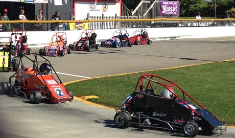 Quarter Midget Race Sponsored by Pit Products