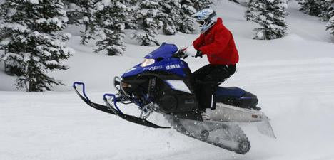 snowmobile helmet advice from Pit Products!