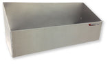"Trailer Multi Use Shelf, (24""L x 10""H  x 7-7/8""D), Aluminum"