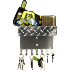 Key Chain Caddy - Aluminum