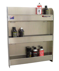 Garage & Shop, Race & Work Trailer Aerosol Cabinet, Aluminum