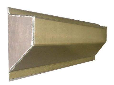 Trailer Door Bumper Lift-Aluminum