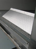 Slider Plate - Trailer Door - Aluminum