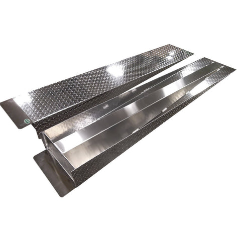 Assist Ramps - Aluminum