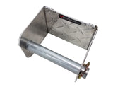 Diamond Plate Aluminum Toilet Paper Holder