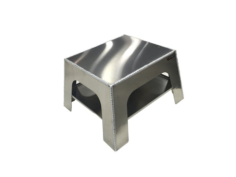 Step Stool - Fully Welded Aluminum