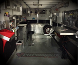 Trailer Organization Kit-Aluminum