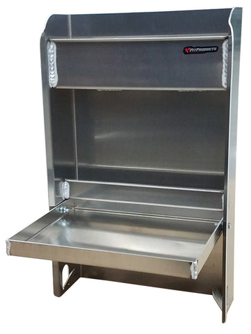 "Trailer Work Station - Junior, (12""L x 20""H  x 3""D), Aluminum"