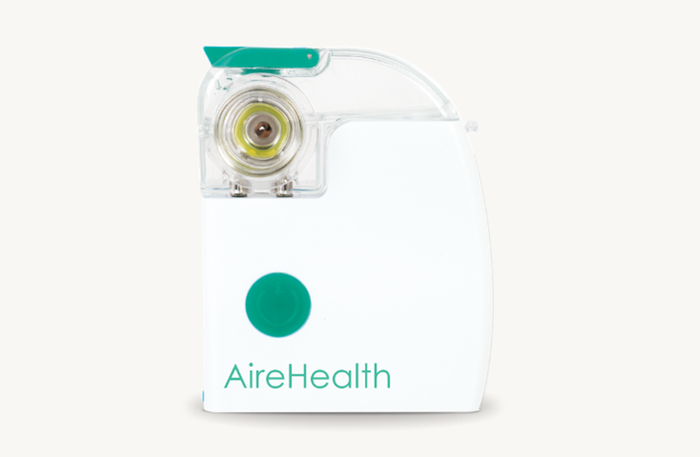 AireHealth Best Portable Nebulizer for Asthma Treatment