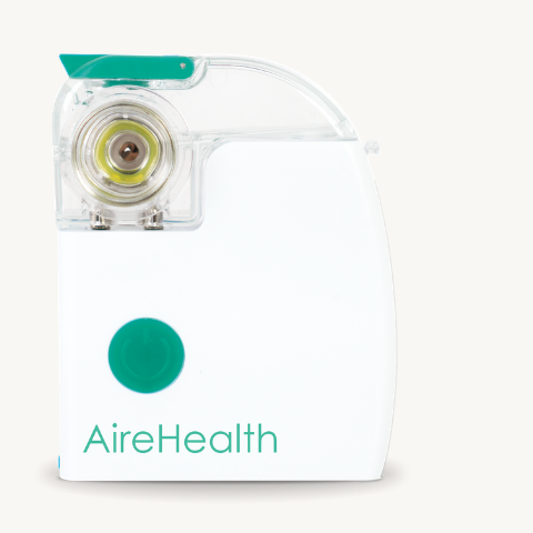 AireHealth Portable Nebulizer