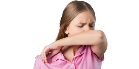 Women Experiencing Wet Cough Symptoms Due to Asthmatic Symptoms
