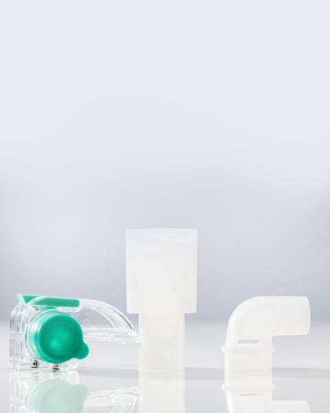 Replacement Supplies Pack Including Medication Cup Mouth Piece and Mask Adapter