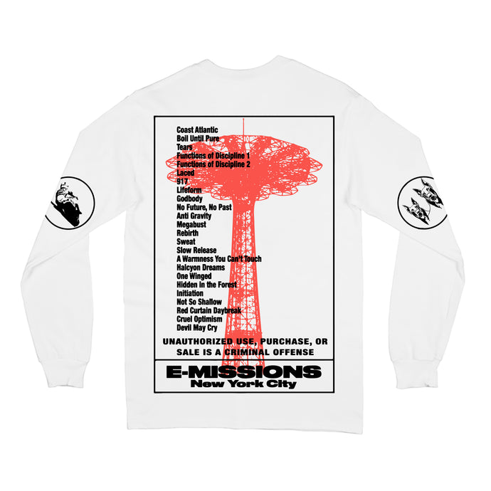 Coney Island Label Long Sleeve