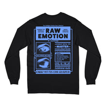 Load image into Gallery viewer, Raw Emotion Limited Long Sleeve