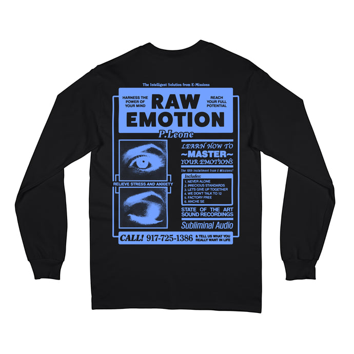 Raw Emotion Limited Long Sleeve
