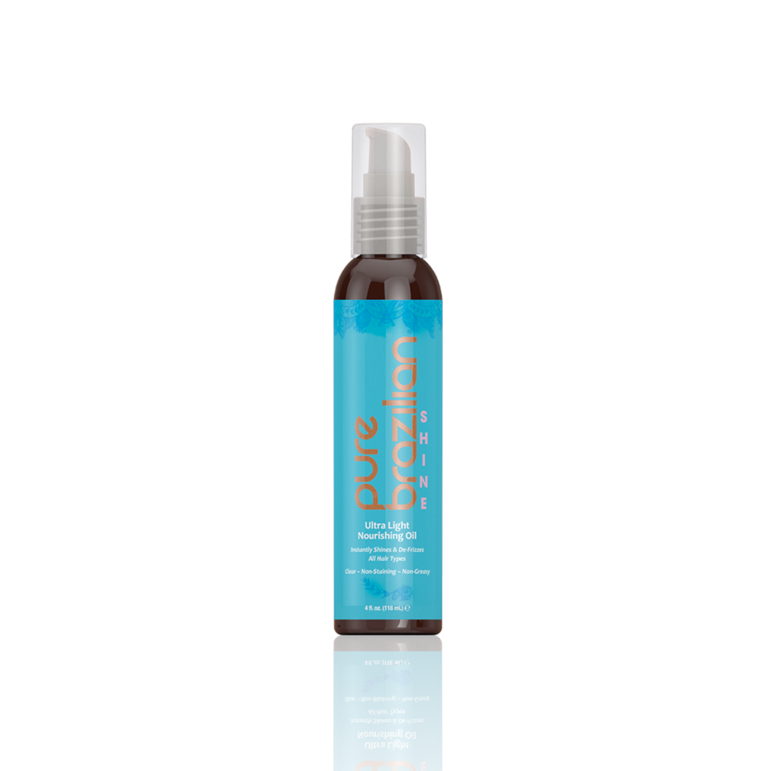 Shine Ultra Light Nourishing Oil