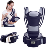 Ergonomic Front And Back Baby Carrier
