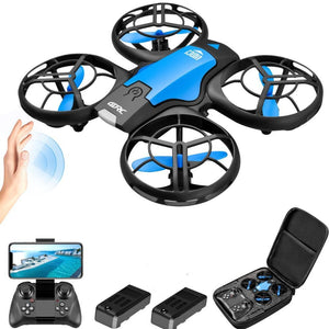 Advanced 4k Drone With Camera and Hand Gesture.