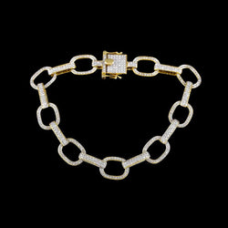 Chain Bracelet yellow gold