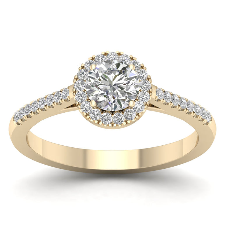 Women's Royal Engagement & Wedding Ring for Your Women Love By fehu Jewel