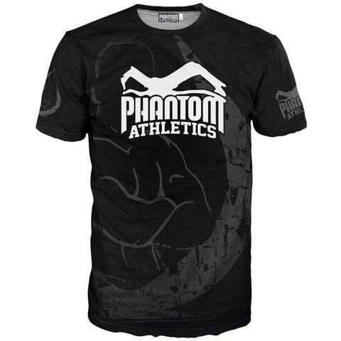 PHANTOM ATHLETICS - T-Shirt Feuerwehr Fitness