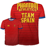 PHANTOM ATHLETICS - Trainingsshirt Patriot Serie - Spain