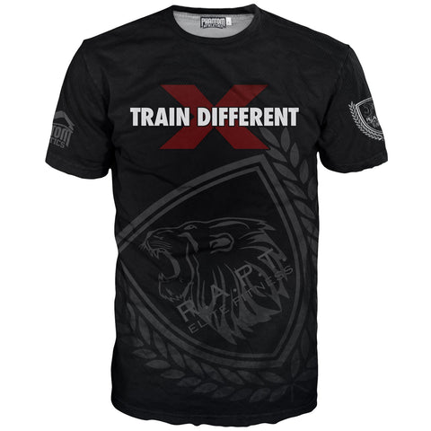 "PHANTOM ATHLETICS - Trainingsshirt EVO ""Train X Different"""