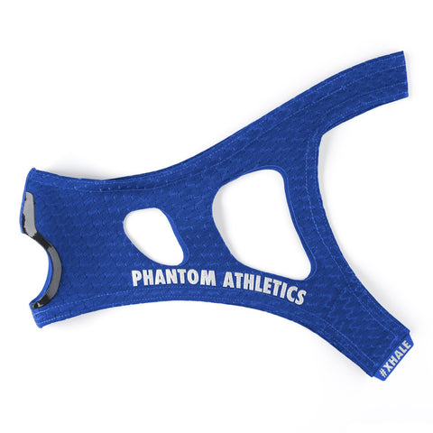 PHANTOM ATHLETICS - Phantom Trainingsmasken Sleeve - Blau