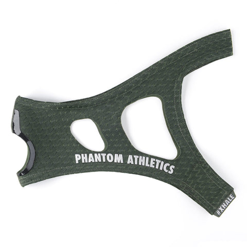 PHANTOM ATHLETICS - Phantom Trainingsmasken Sleeve - Grün