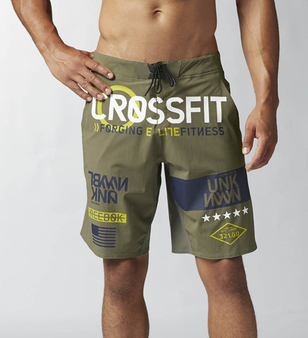 PHANTOM ATHLETICS - Crossfit Training Shorts Reebok Super Nasty Tactical