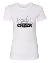 Load image into Gallery viewer, Raiders Cheer Fitted Tshirt