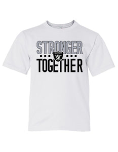 Stronger Together T-Shirt (YOUTH & ADULT)