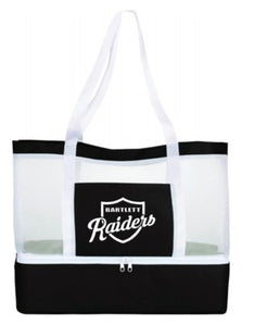 Raiders Mesh Cooler Tote
