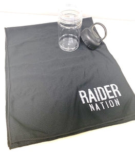 Raider Nation Cooling Towel