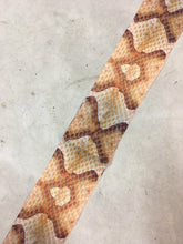 Load image into Gallery viewer, Artificial Snakeskin Backing - Copperhead