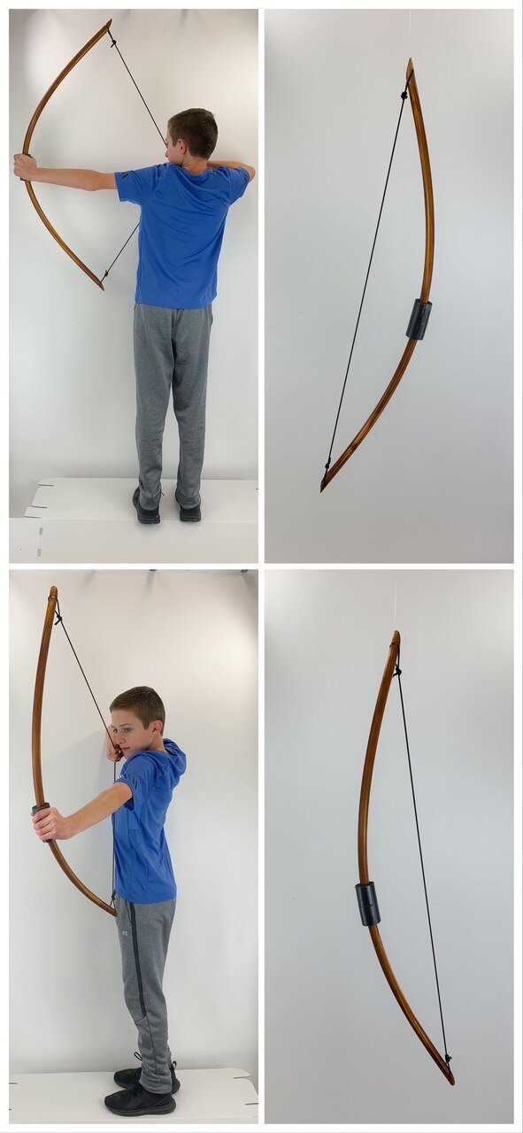 Eagle Eye Longbow 48