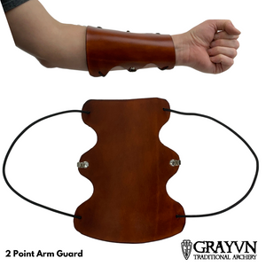 2 Point Arm Guard