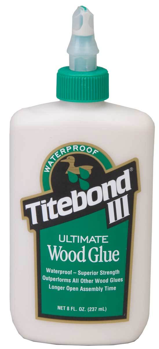 Titebond III Waterproof Bow Backing Glue